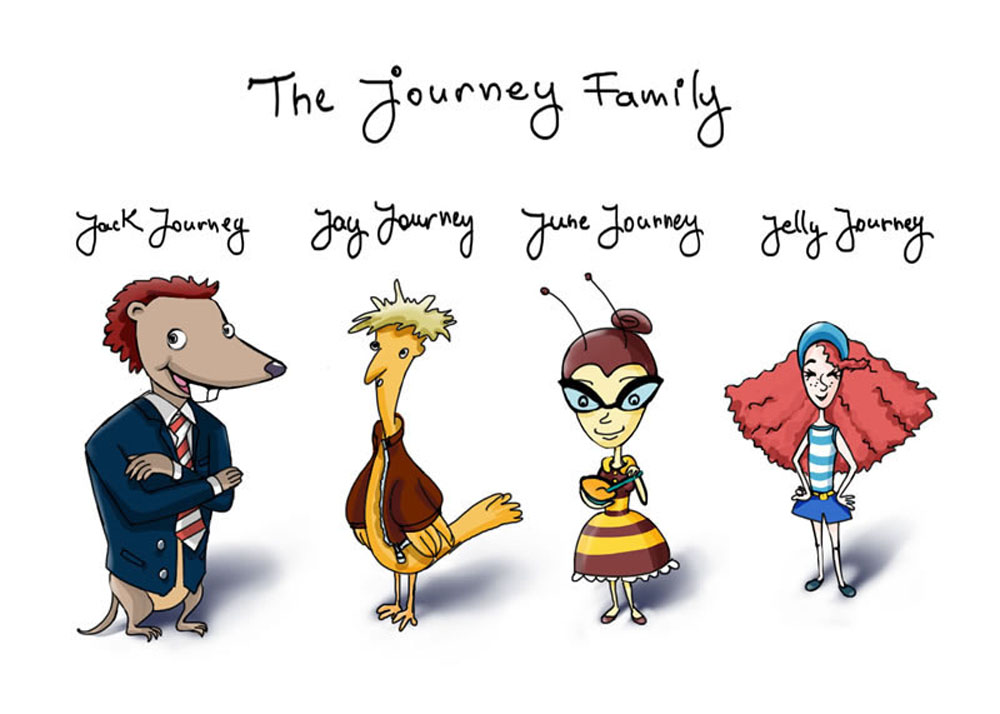The Journey Family