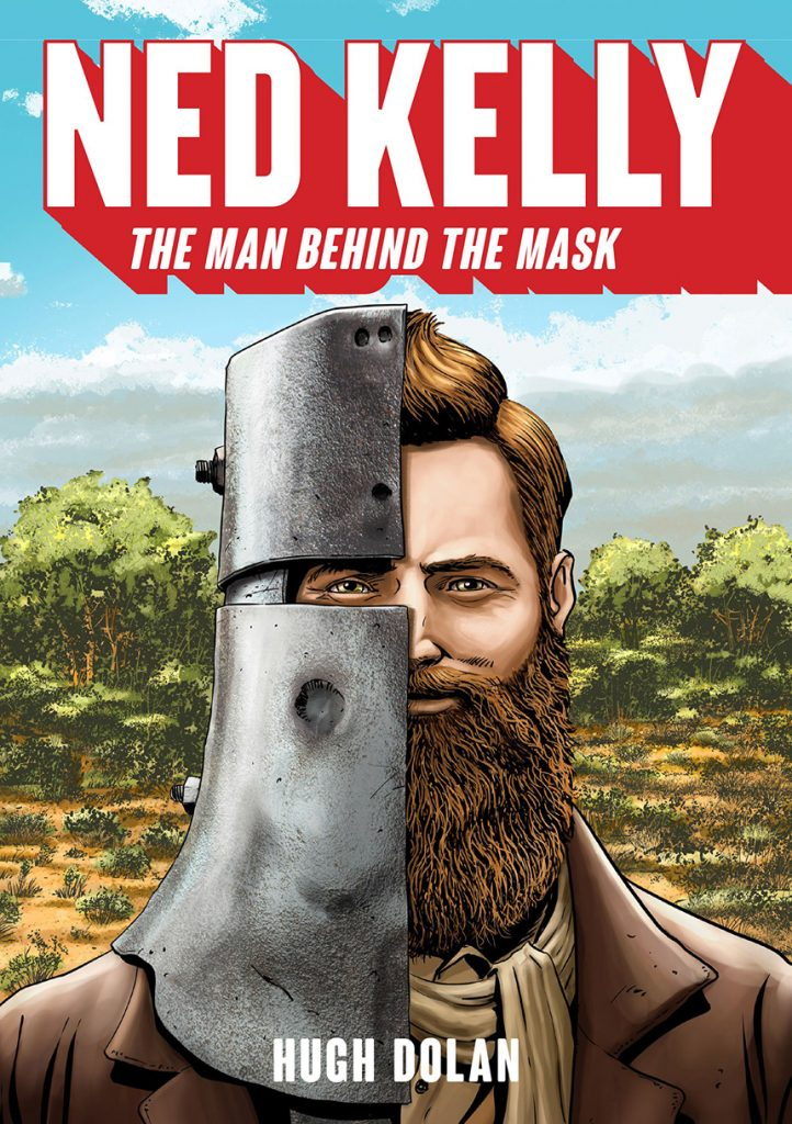 ned Kelly graphic novel
